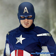 Captain America - Chris Evans - The Avengers - Hot Toys