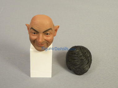 Mr Bean Enterbay 12 inch Action Figure special feature