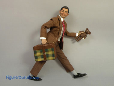Mr Bean Enterbay 12 inch Action Figure Review - Mr Bean Holiday