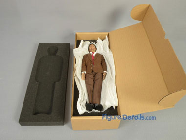 Enterbay Mr Bean Action Figure Inside Packing 4