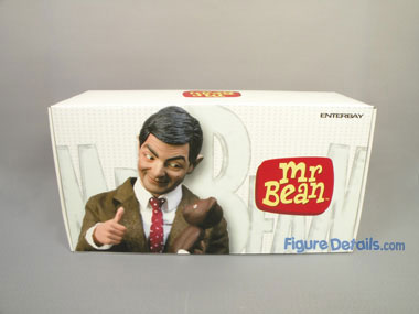 Enterbay Mr Bean Action Figure - Movie Mr Bean Holiday