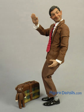 Enterbay Mr Bean Action Figure Reviews 8