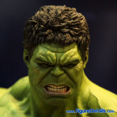 Hulk - Mark Ruffalo - The Avengers - Hot Toys Head Sculpt