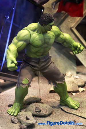 Hot Toys Hulk Action Figure Overview - The Avengers