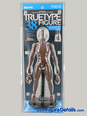 Hot Toys Advanced Version TrueType Body Packing