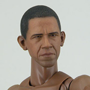 African American Male TrueType Body - Hot Toys