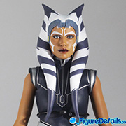Ahsoka Tano Prototype Preview - Star-Wars The Clone War - Hot Toys - tms021