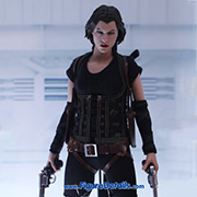 Hot Toys Alice Resident Evil Afterlife Action Figure