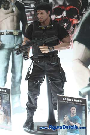Hot Toys Barney Ross Action Figure Preview