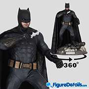Batman - Justice League - Ben Affleck - Hot Toys