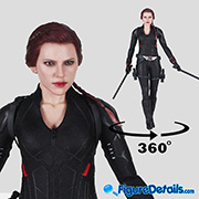 Black Widow - Avengers Endgame - Scarlett Johansson - Hot Toys