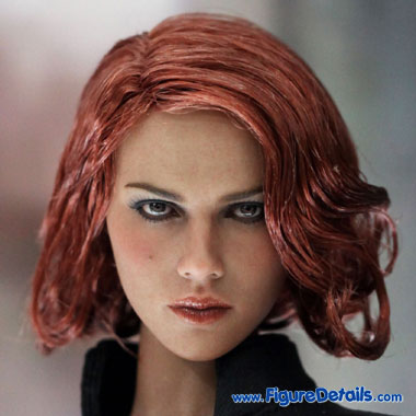 Black Widow - Scarlett Johansson Head Sculpt - The Avengers