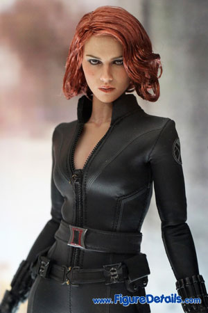 Hot Toys Black Widow Action Figure Overview - The Avengers