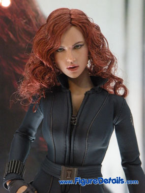 Hot Toys Black Widow Action Figure Overview
