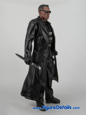 Blade II 12 inch Action Figure Head Sculpt Hot Toys Movie Blade