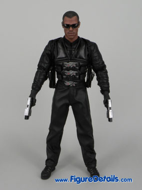 Blade II 12 inch Action Figure Hot Toys Jacket - Movie Blade