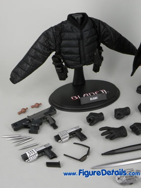 Hot Toys Blade 2 Action Figure overview