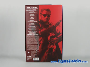 Blade 2 Action Figure MMS113 Box
