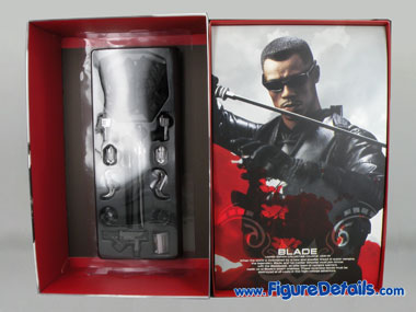 Blade II 12 inch Action Figure Review Hot Toys - Movie Blade II