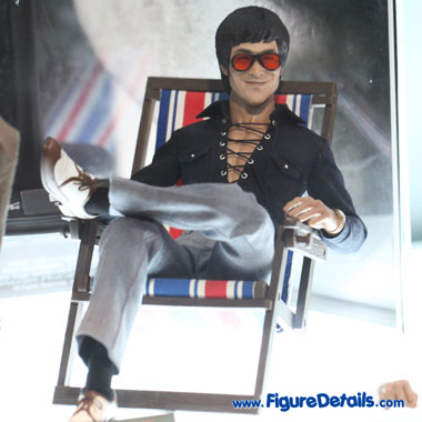 Hot Toys Bruce Lee In Casual Wear