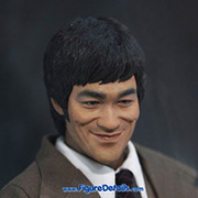 Hot Toys Bruce Lee In Suit Action Figure MIS11