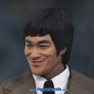 Bruce Lee Smiley Face in suit version