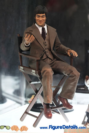 Hot Toys Bruce Lee In Suit 3
