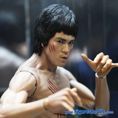 Hot Toys Bruce Lee New Head Sculpt 2