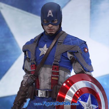 Hot Toys Captain America - The First Avenger Action Figure
