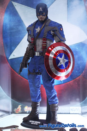 Hot Toys Captain America Action Figure