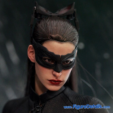 Catwoman Selina Kyle - Anne Hathaway - Hot Toys Head Sculpt