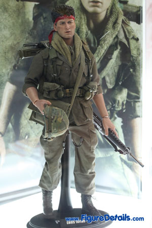 Hot Toys Chris Taylor Action Figure Platoon MMS135