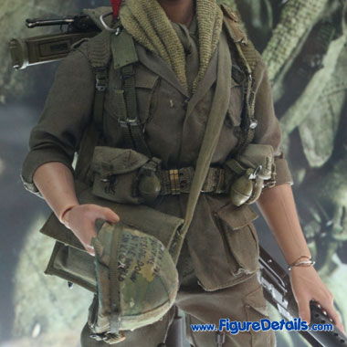 Hot Toys Chris Taylor Action Figure Close Up