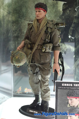 Chris Taylor Hot Toys Action Figure Overview