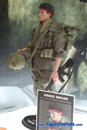 Chris Taylor Hot Toys Action Figure Overview 4