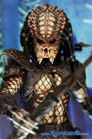 City Hunter Predator - Predator 2 - Hot Toys Action Figure