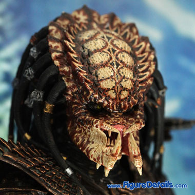 City Hunter Predator Head Sculpt and Mask