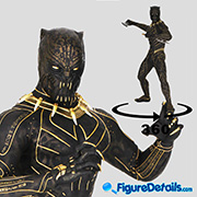 Erik Killmonger - Black Panther - Michael B Jordan - Hot Toys