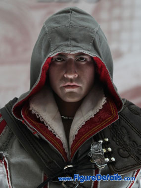 Hot Toys Ezio Action Figure Assassins Creed II VGM12
