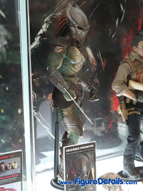 Falconer Predator Hot Toys Action Figure Overview