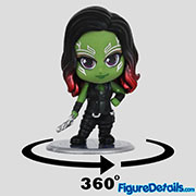 Gamora Female Heroes Cosbaby cosb682 - Avengers Endgame - Hot Toys