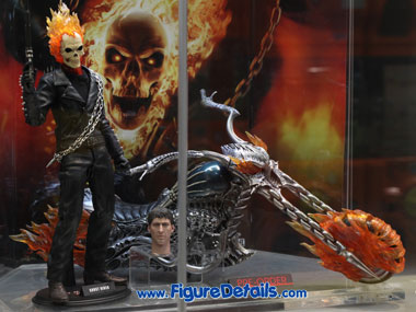 Hot Toys Ghost Rider with Motorcycle MMS133 Overview