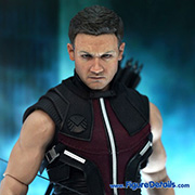 Hawkeye - Jeremy Renner - The Avengers - Hot Toys