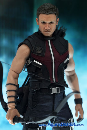 Hawkeye - Jeremy Renner - The Avengers - Hot Toys Figure
