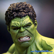 Hulk - Mark Ruffalo - The Avengers - Hot Toys