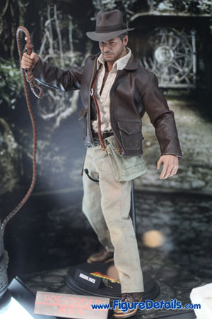 Hot Toys Indiana Jones Action Figure DX05 Overview