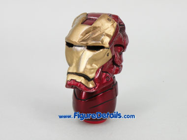 Hot Toys Iron Man Exclusive Battle Damaged Crushed Helmet 2