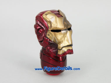 Hot Toys Iron Man Exclusive Battle Damaged Crushed Helmet 5