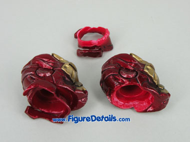 Hot Toys Iron Man Mark 3 Battle Damaged Exclusive Accessory 4