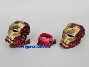 Hot Toys Iron Man Mark 3 Battle Damaged Exclusive Accessory 6
